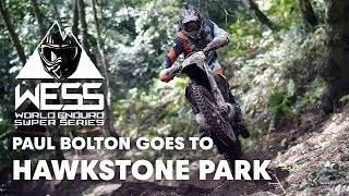 Paul Bolton goes to Hawkstone Park: British Cross Country Vibes | Enduro 2018