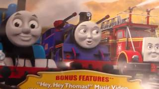 Thomas and Friends Home Media Reviews Episode 95 - Engines to the Rescue