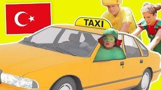 فوزي موزي وتوتي (في إسطنبول) - تاكسي البطيخة - Batiha