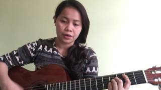 JUST FOR YOU  Worship Song (Rei's Guitar Cover) (English, Tagalog & Bisaya Combination)