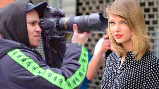 The Insane Lives Of Paparazzi