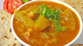 Lauki Chana Dal Recipe In Hindi By Sonia - लौकी चना दाल रेसिपी @ jaipurthepinkcity.com