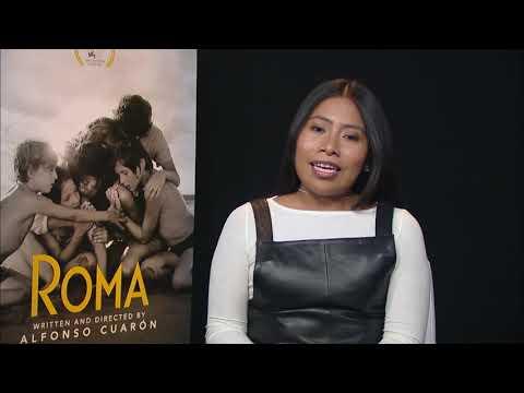 Xxx Mp4 A Conversation With Roma Actress Yalitza Aparicio 3gp Sex