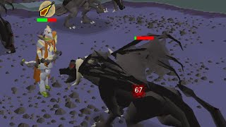 Testing Newly Obtained Twisted Bow - RuneScape Ironman Episode 173