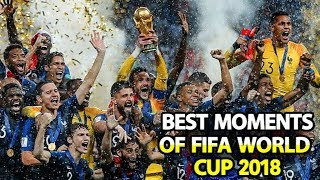 #FIFA2018: Iconic Moments Of Fifa World Cup 2018 | Sports Tak