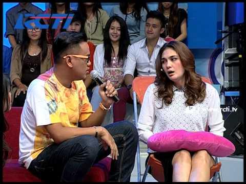 Luna Maya Gatal Gatal Hidungnya dahSyat 30 April 2014