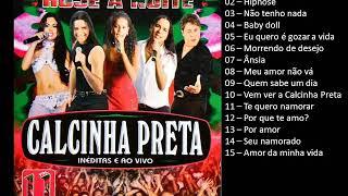 Calcinha Preta - Hoje à noite - Vol.11