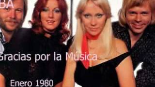 ABBA. Gracias por la Musica