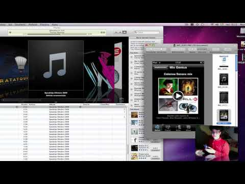 Apple videoblog 26 iPhone & iPod Touch controllare iTunes con Remote
