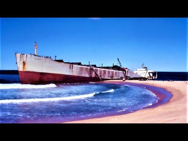 10 STRANGEST Abandoned Ships