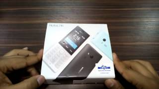Nokia 216 Dual Sim |  Unboxing | Selfi flash Camera |