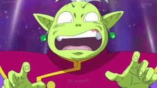 Goku Makes Hit Smile Dragon Ball Super Episode 40 (1080p)