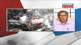 Heavy Rainfall Expected In Next 24-Hrs In North Odisha