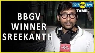 Rj Balaji Take it Easy (BBGV Winner Sreekanth)   ர்ஜ் பாலஜி