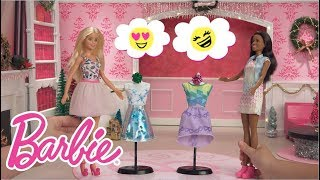 Easy DIY Holiday Gifts with Barbie and Crayola | Barbie