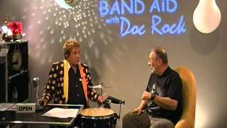 Band Aid With Doc Rock With Guest Jimmy Fox Legendary Drummer and Founder The James Gang