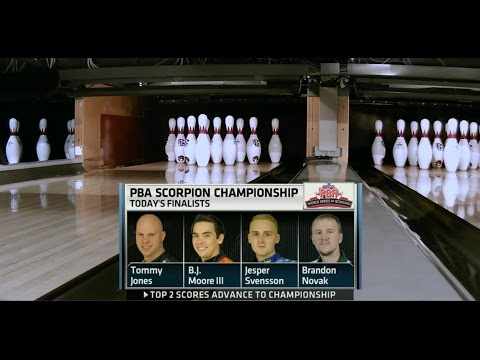 2016 PBA Scorpion Championship Finals
