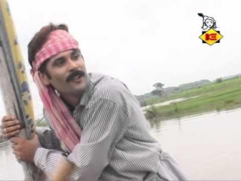 Polli Geet Bangla Song   BHeio Re Heio   Bengali Folk Song   Krishna Music