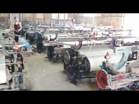 Xxx Mp4 Textile Powerloom Factory Cloth Making Process In Malegaon Maharashtra India HD VIDEO 1080p 3gp Sex