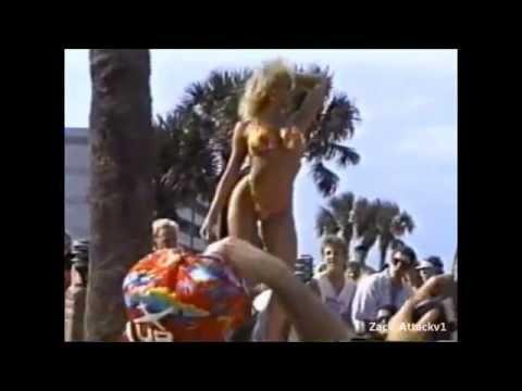 90 s Cocoa Beach bikini contest