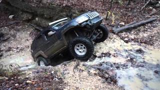 04 WJ Lifted On Waterfall At Moonlight