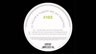 DJ Yellow & Flowers And Sea Creatures - As Goes The Sun (Simon Garcia's Headhunter Remix)