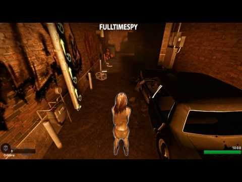 Left 4 dead 2 - Playing as the witch