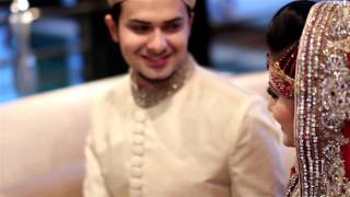Nida & Usama Barat Video - Lahore Pakistan Wedding Cinematography 2014