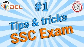 #1 SSC Board Exam Preparation - Tips and Tricks (2015) - 10th Std