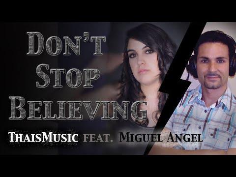 Don't stop believing - Journey, Glee,