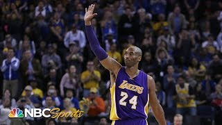 Kobe Bryant dies in helicopter crash in Calabasas   NBC Sports