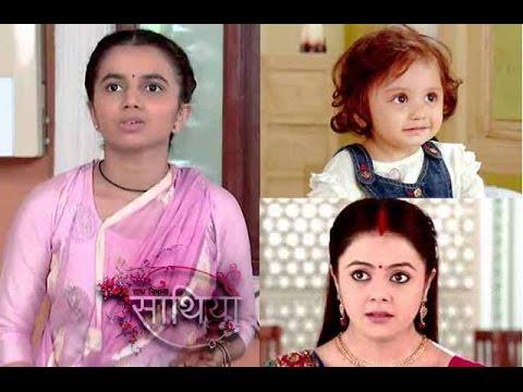 Xxx Mp4 Saath Nibhana Saathiya 19th February 2015 Full Episode Gopi Takes Durga Avatar To Kill Radha 3gp Sex