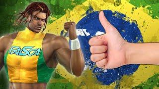 AS MELHORES REPRESENTAÇÕES DO BRASIL NOS GAMES!