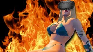 THE WORST VR GAMES ON STEAM