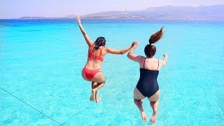 Bluest Water in the World | Paros, Greece