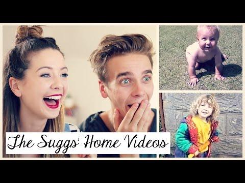 The Suggs Home Videos Zoella