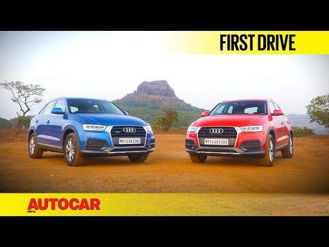 Audi Q3 Facelift | First Drive | Autocar India