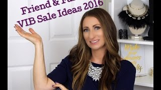 Sephora Friends and Family | VIB | Sale Ideas 2016 | LisaSz09