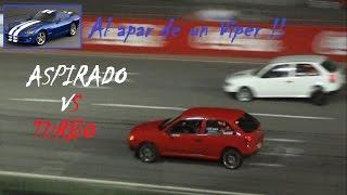TURBO vs ASPIRADO - Duelo de Gol! Imperdible!