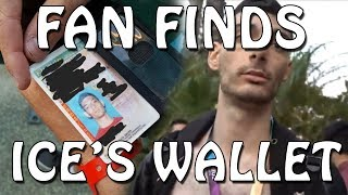 ICE POSEIDON LOSES WALLET FAN FINDS IT MIRA MITCH DRAMA S3E10
