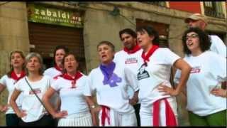 LA CANCION DEL VERANO ¡BARCINA VETE YA! IRIBAS KANPORA!