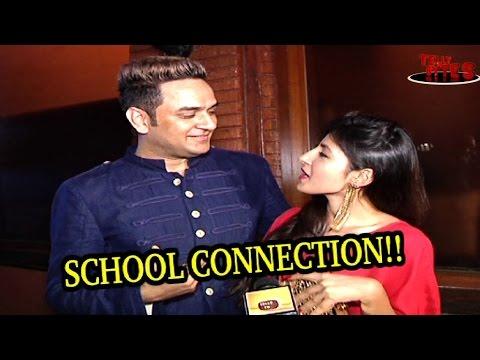 EXCLUSIVE! Harshita Gaur and Vikas Gupta's SCHOOL CONNECTION!!