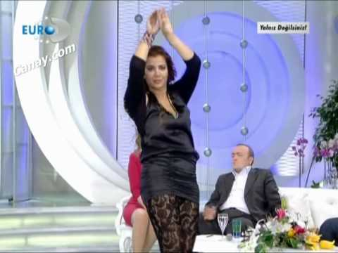 tanyeli kalça show