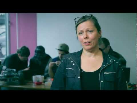 Mød Gunver - en underviser fra Mærsk Mc-Kinney Møller Instituttet på SDU