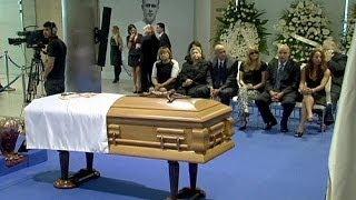 Dernier hommage à la légende du Real Madrid, Alfredo Di Stephano