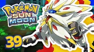 Pokemon Sun and Moon - FINDING SOLGALEO! Episode 39