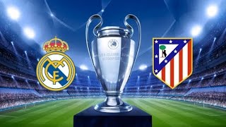 Real Madrid vs Atletico Madrid UEFA Champions League Final 2016 full highlights and goals !!!!
