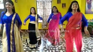 Ballay Ballay- Bin Roye |Bollywood Freestyle| For Beginners|