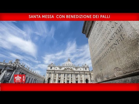 Xxx Mp4 Papa Francesco Santa Messa Con Benedizione Dei Palli 2018 06 29 3gp Sex