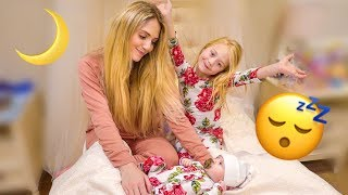 Our New Family Night Time Routine With Baby Posie!!!